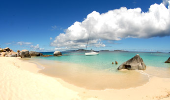 Virgin Gorda, the BVI