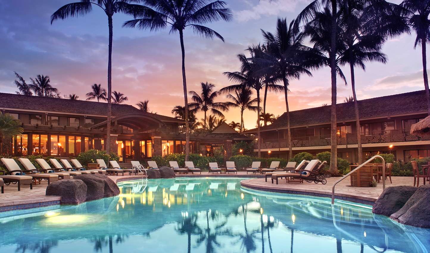 Watch the sun go down on another day in Kauai