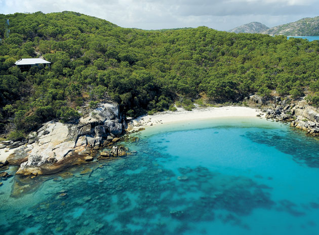Retreat to Lizard Island in NT