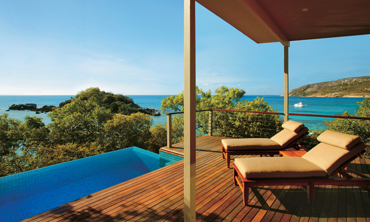 Lizard Island In Australia S Northern Territory Take A Seat And Admire The View