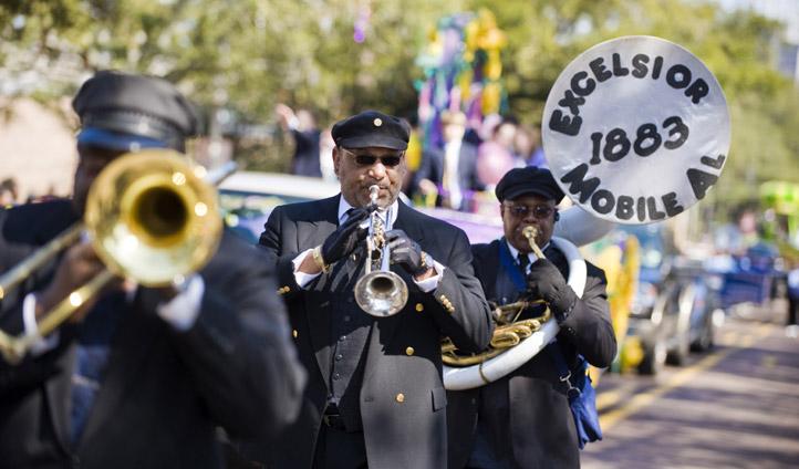 Alabama Mardi Gras, USA