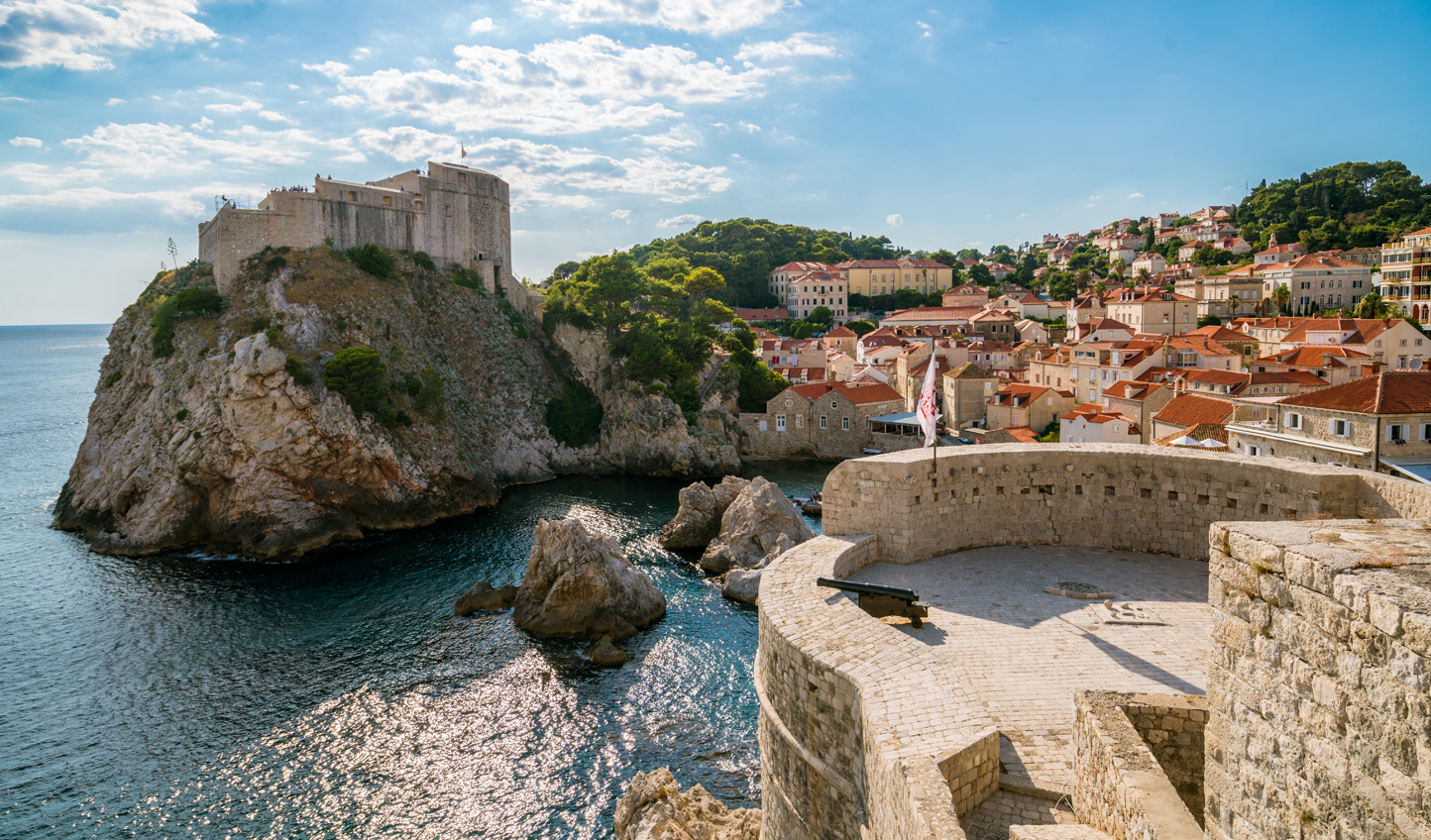 Get behind the walls of Kings Landing in Dubrovnik