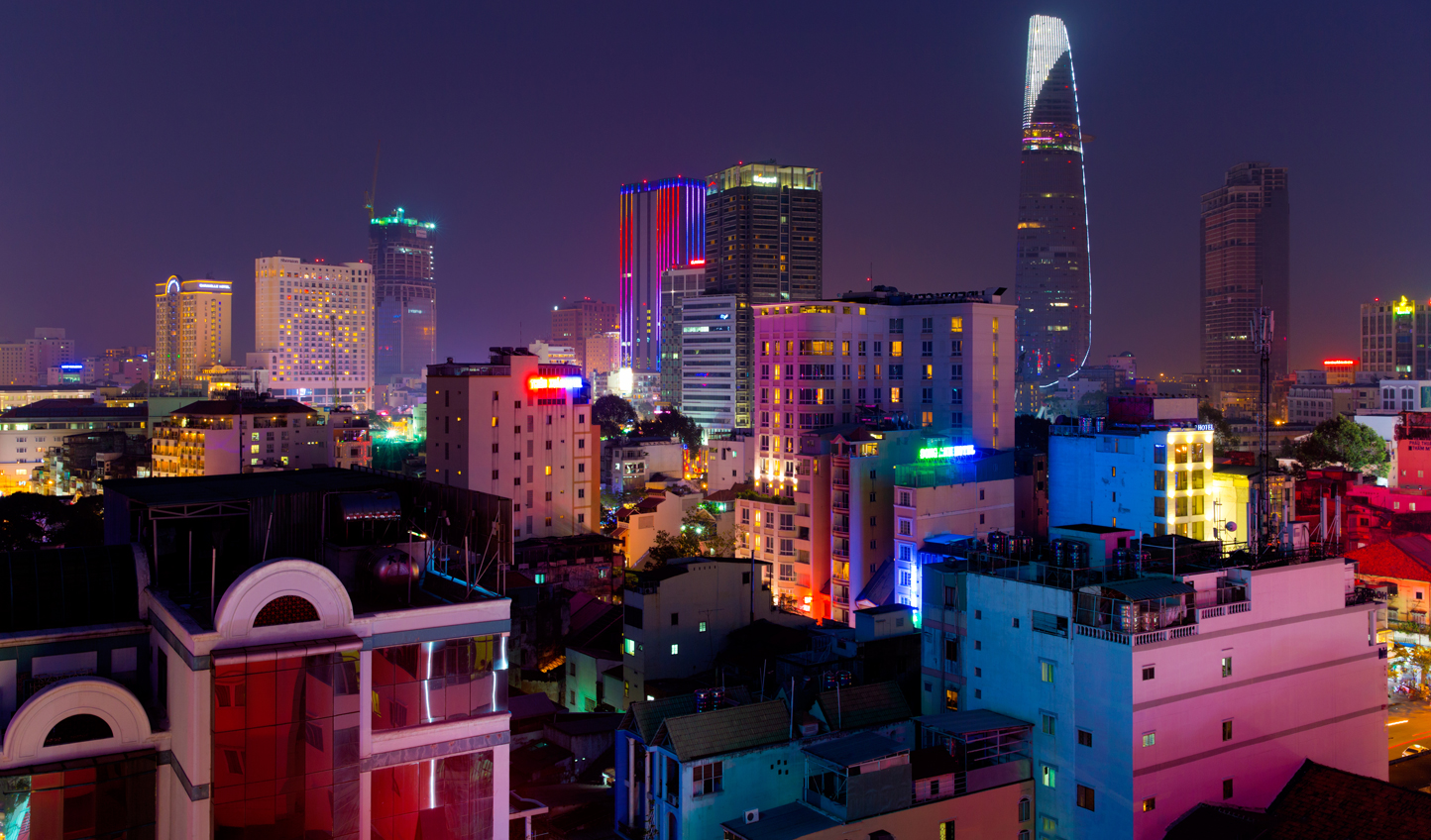 Just like that, the sun goes down on Saigon and your time in Vietnam