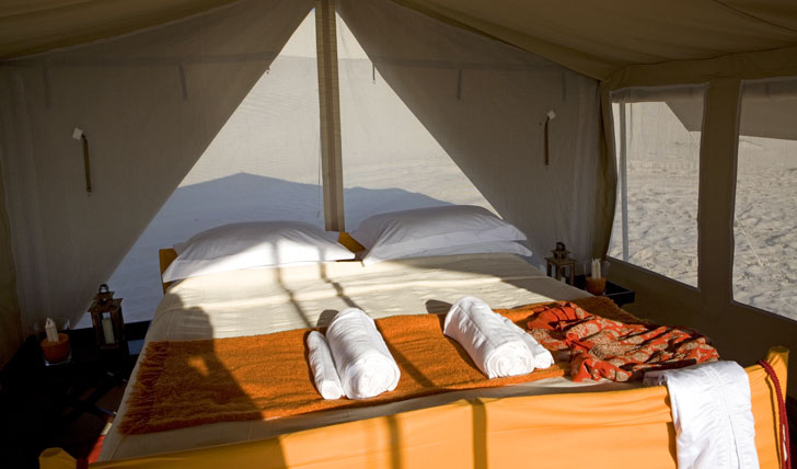 Holidays in the middle east & Luxury Camping | Oman | Black Tomato