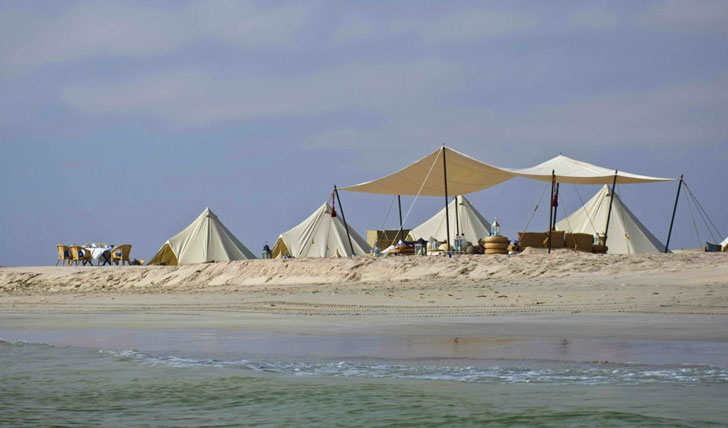 Luxury holidays in Oman