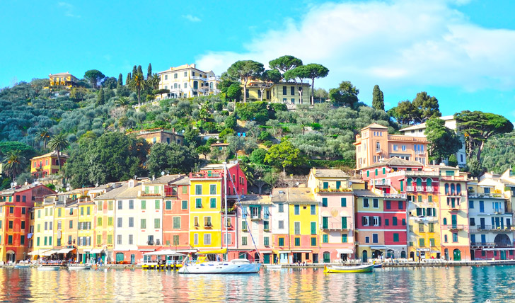 A luxury holiday to Portofino