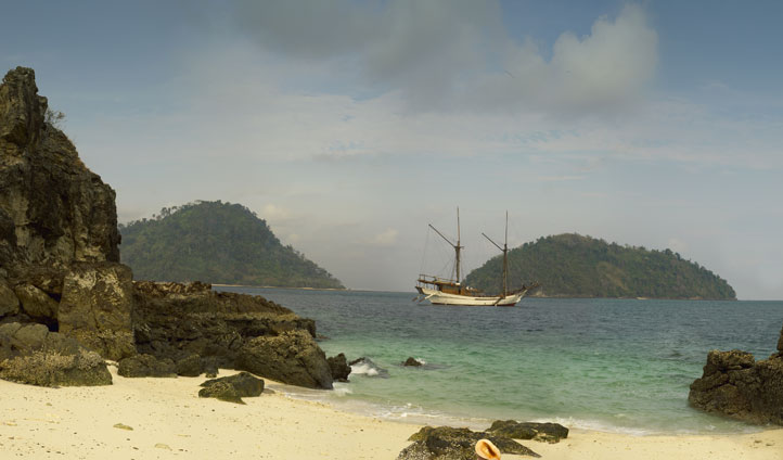 Sail in Indonesia