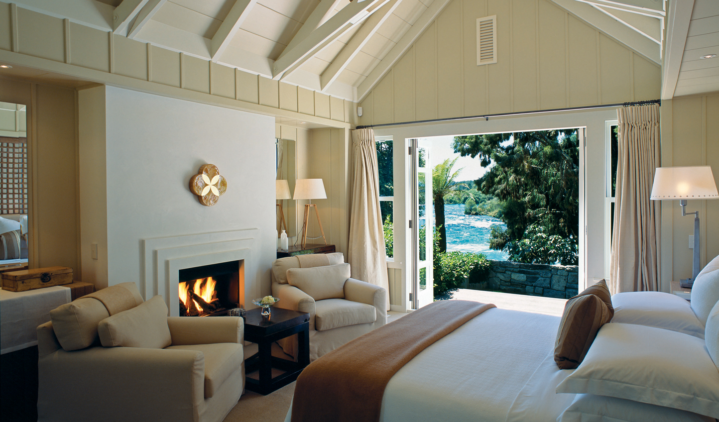 Huka Lodge is a little slice of heaven