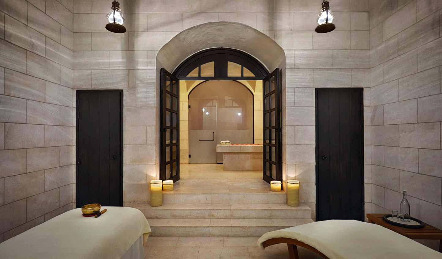 Indulge in the ritual of Hammam at the Six Senses Spa