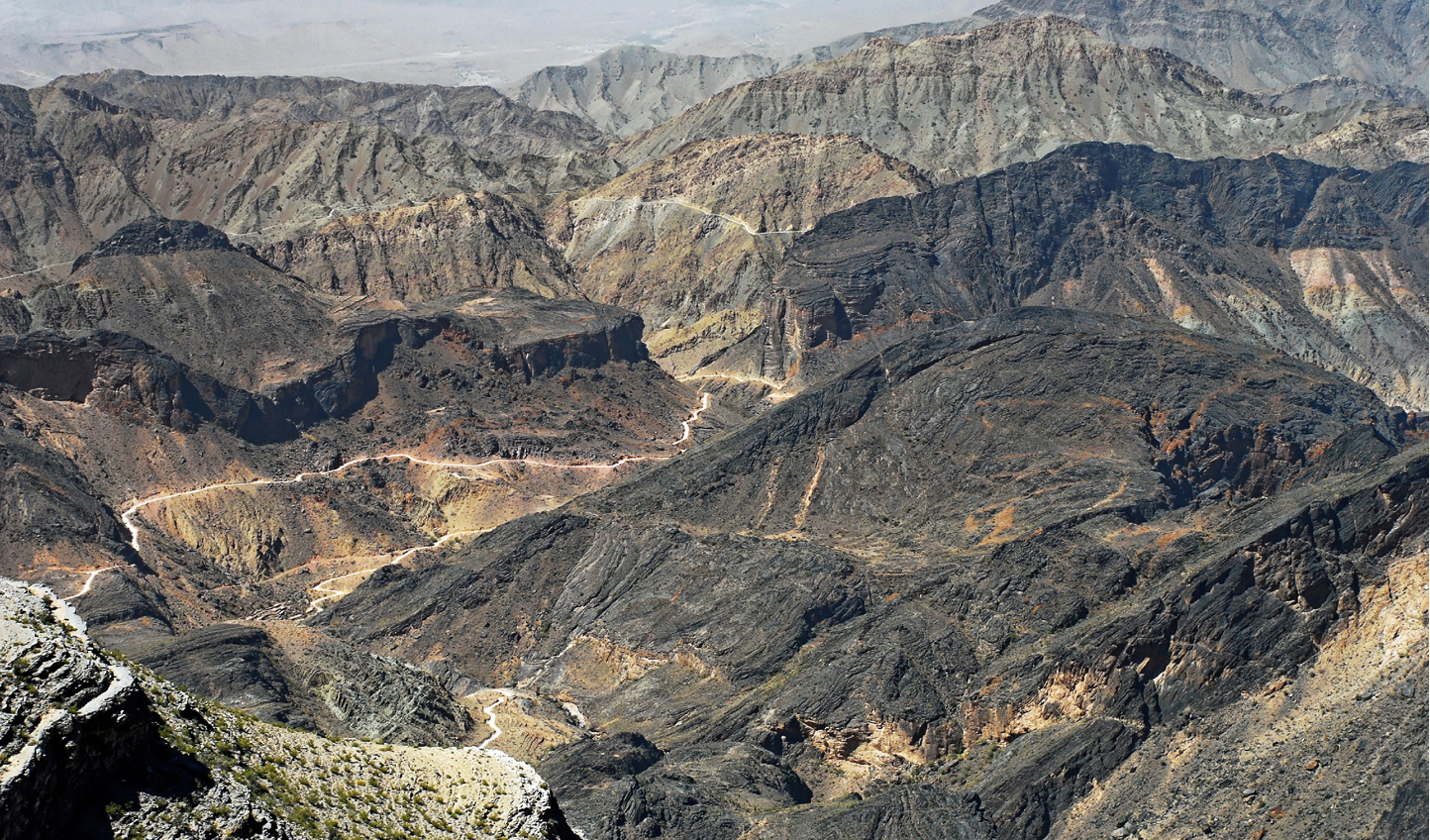 Oman's Wadi Ghul, or Grand Canyon should we say?