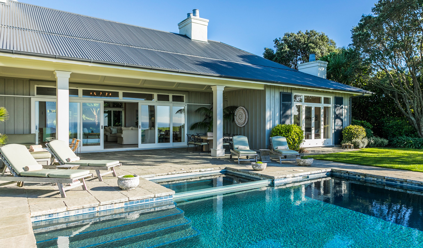 The Owner's Cottage is the ultimate in luxury living