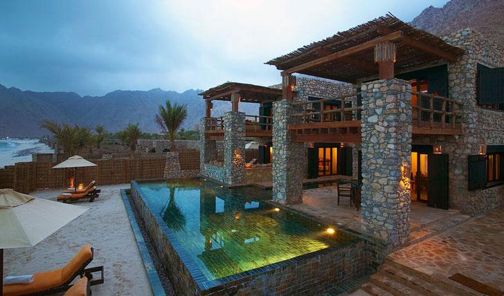 Zighy Bay Villa | Oman | Black Tomato