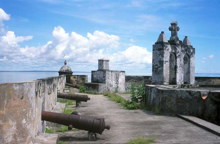 Image of Fort Cannons