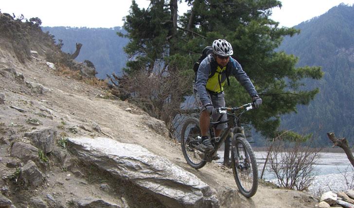 himilaya's downhill