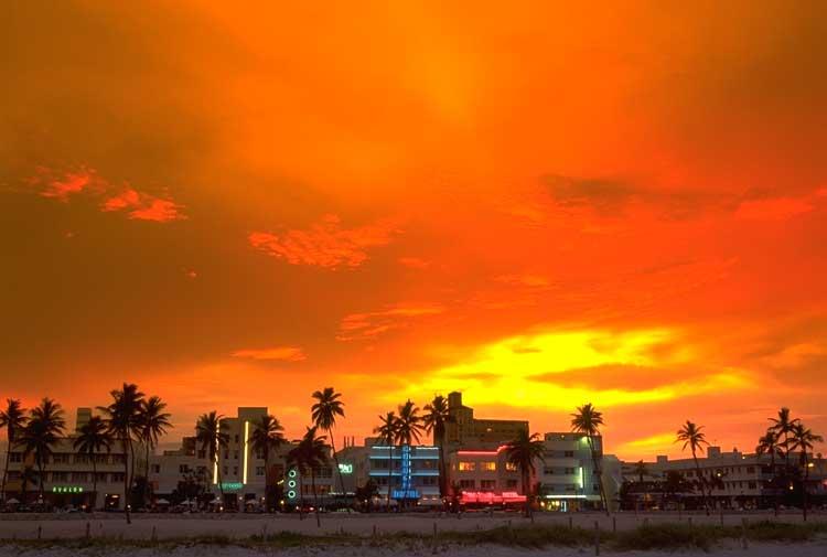 Ocean Drive, Florida