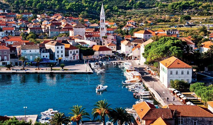 A luxury trip through the coast of Croatia