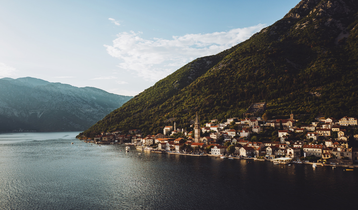Explore the UNESCO town of Kotor