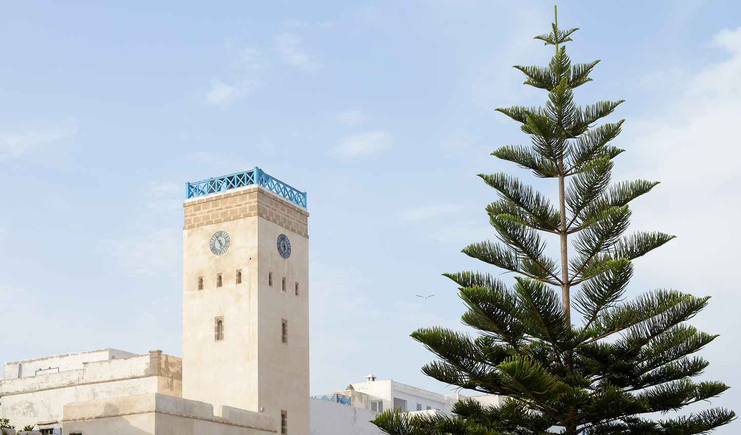 Swap city for seaside in Essaouira