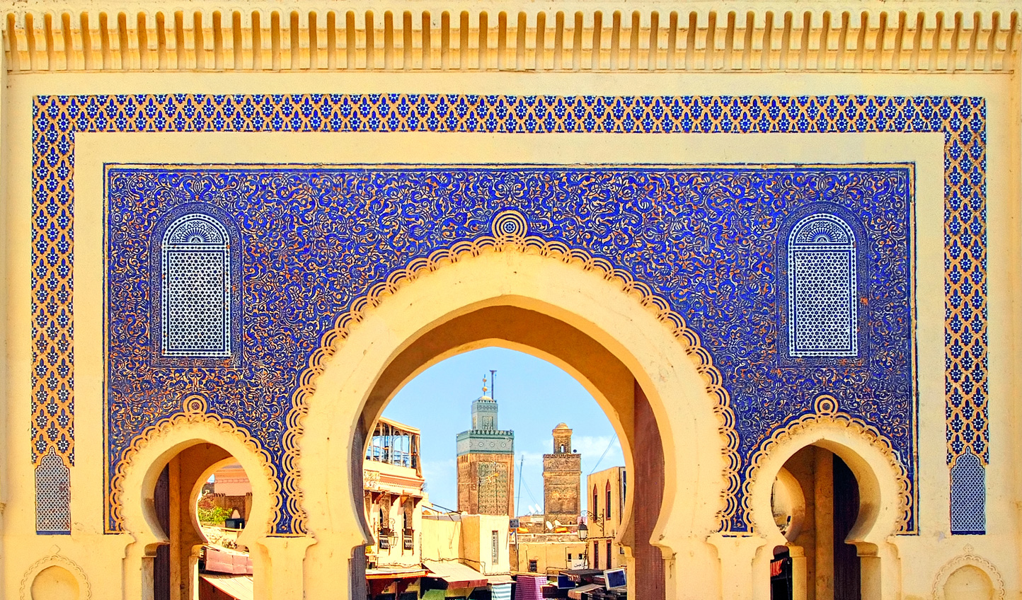 Navigate your way through Fez's winding medina streets alongside a private guide