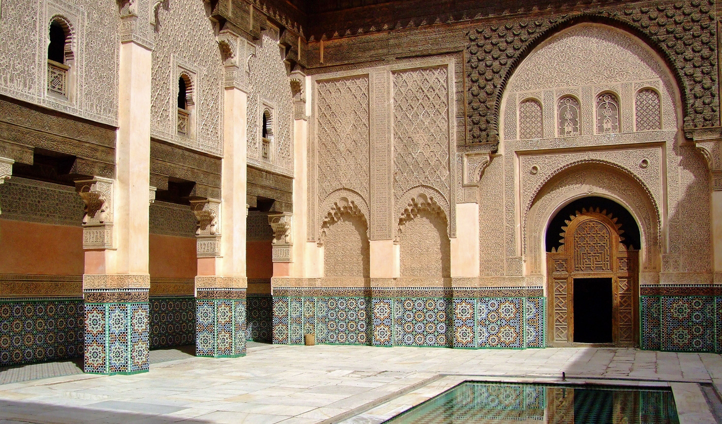 Get your dose of design inspiration in the beautiful riads that dot the country