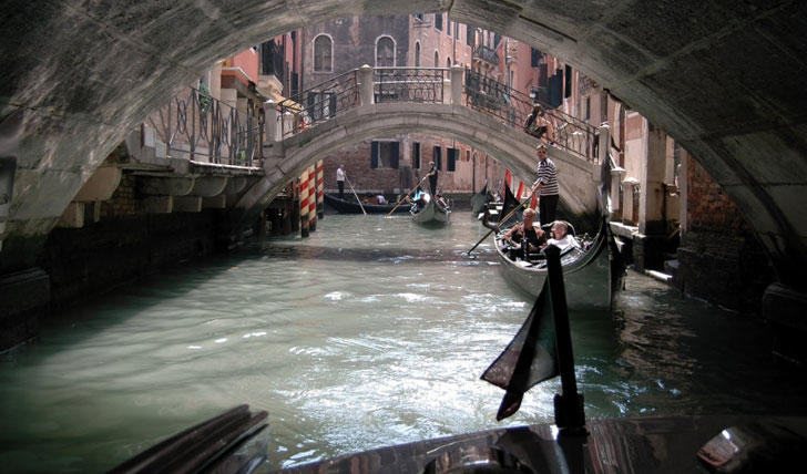 See Venice from the waterside | Italy