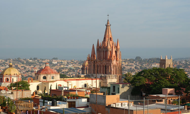 churches of san miguel