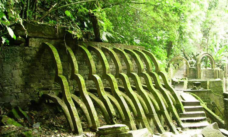 edward james surrealist garden