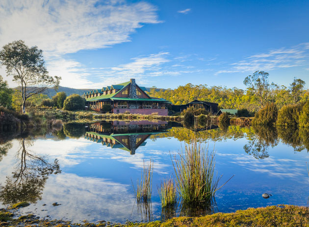 Cradle-mountain-lodge Tasmania
