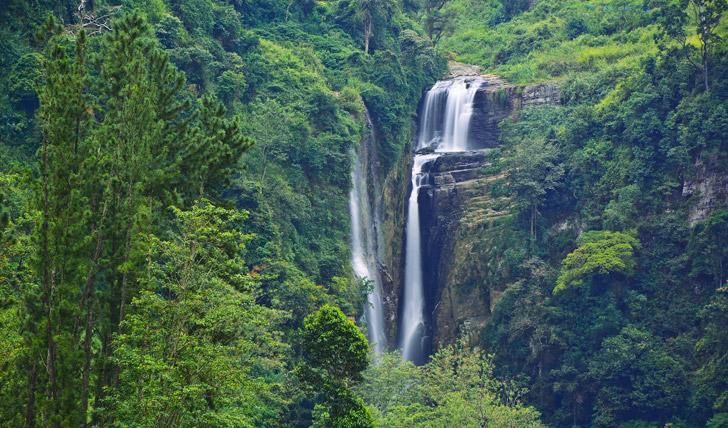 Marvel at Sri Lanka's untouched beauty