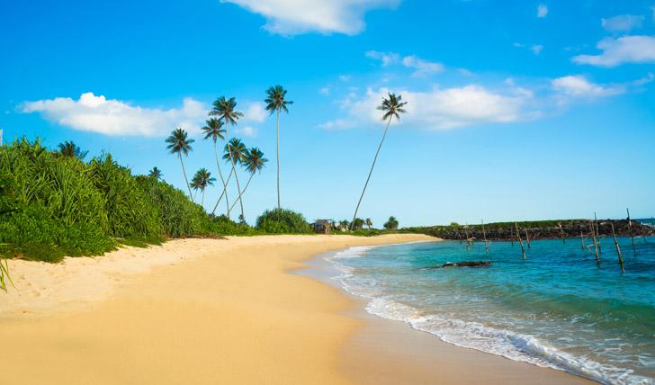 Sri Lanka's untouched beaches