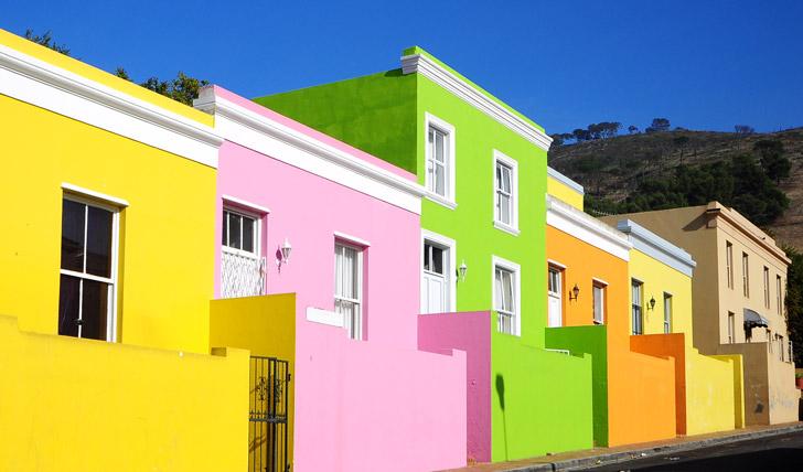 Explore the artsy hub of Bo Kaap