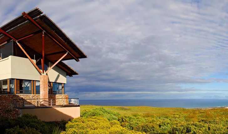 Soak up the views over Grootbos Nature Reserve