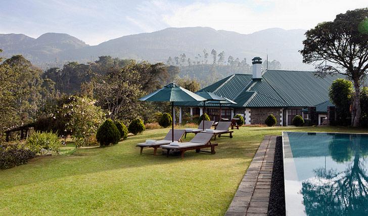 The beautiful Tientsin Bungalow pool
