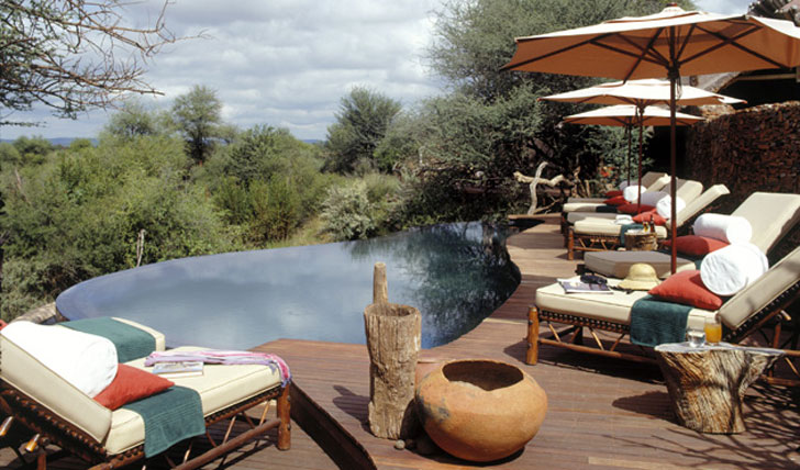 Makanyane Safari Lodge, South Africa