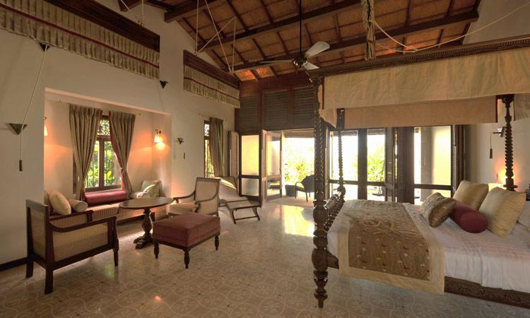 Reef villa sri lanka black tomato for Bedroom designs sri lanka