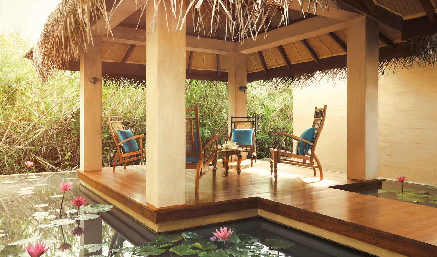 Head to the spa for ultimate relaxation