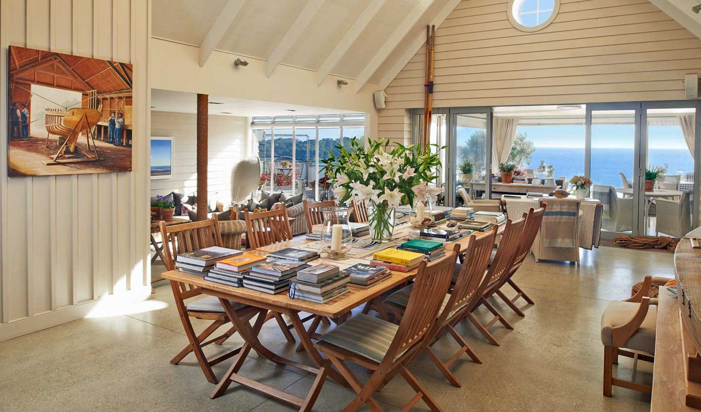 Discover a home from home at The Boatshed