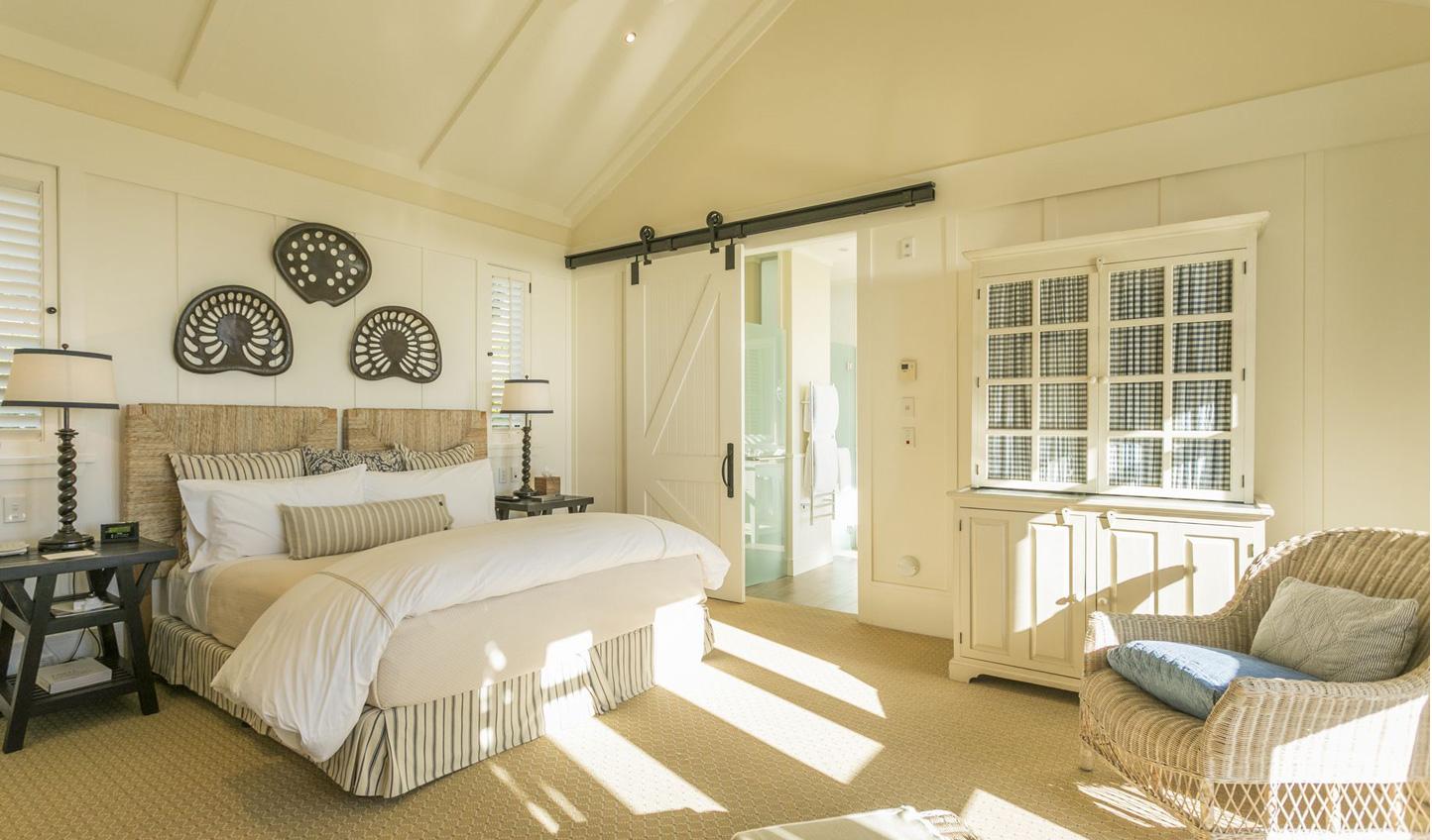 Rustic luxury in the Hilltop Suite