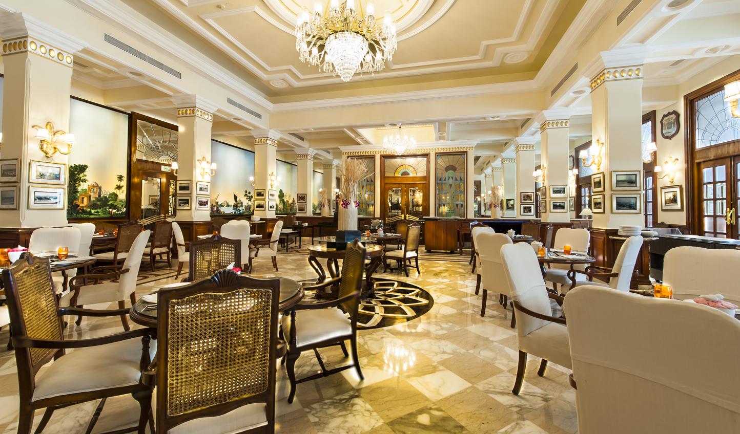 The elegant 1911 Brasserie