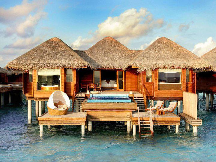 Your Maldivian palace
