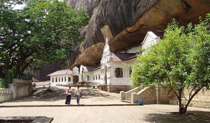 Temples of Sigiriya