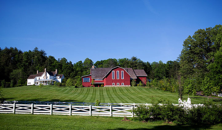Blackberry Farm, Tennessee