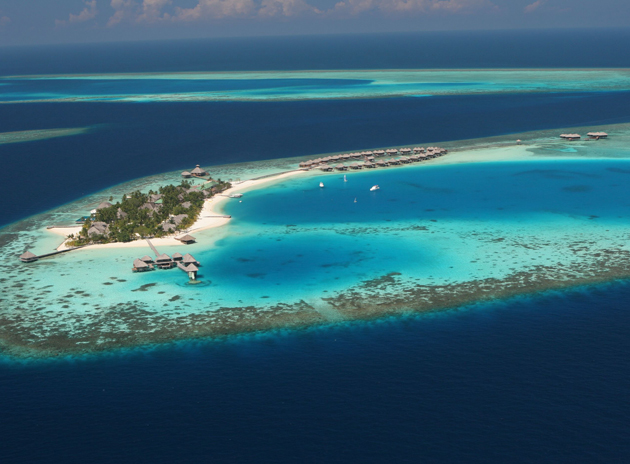 Huvafen Fushi - dream island - the Maldives