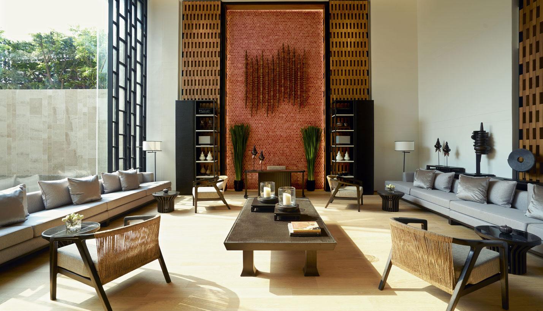Your lavish living room