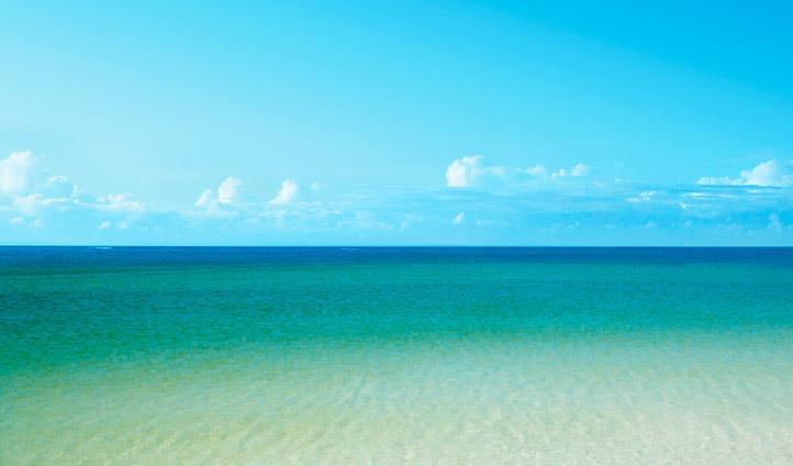 Alabama coastline, USA