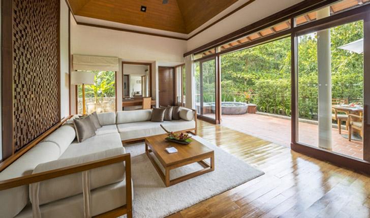 Your suite at Sarojin
