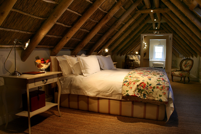 the superior loft room at The Grand Dedale