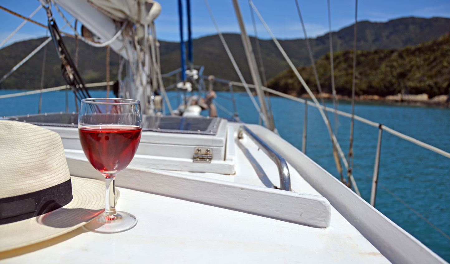 Don your boat shoes and prepare for an exclusive day on the water