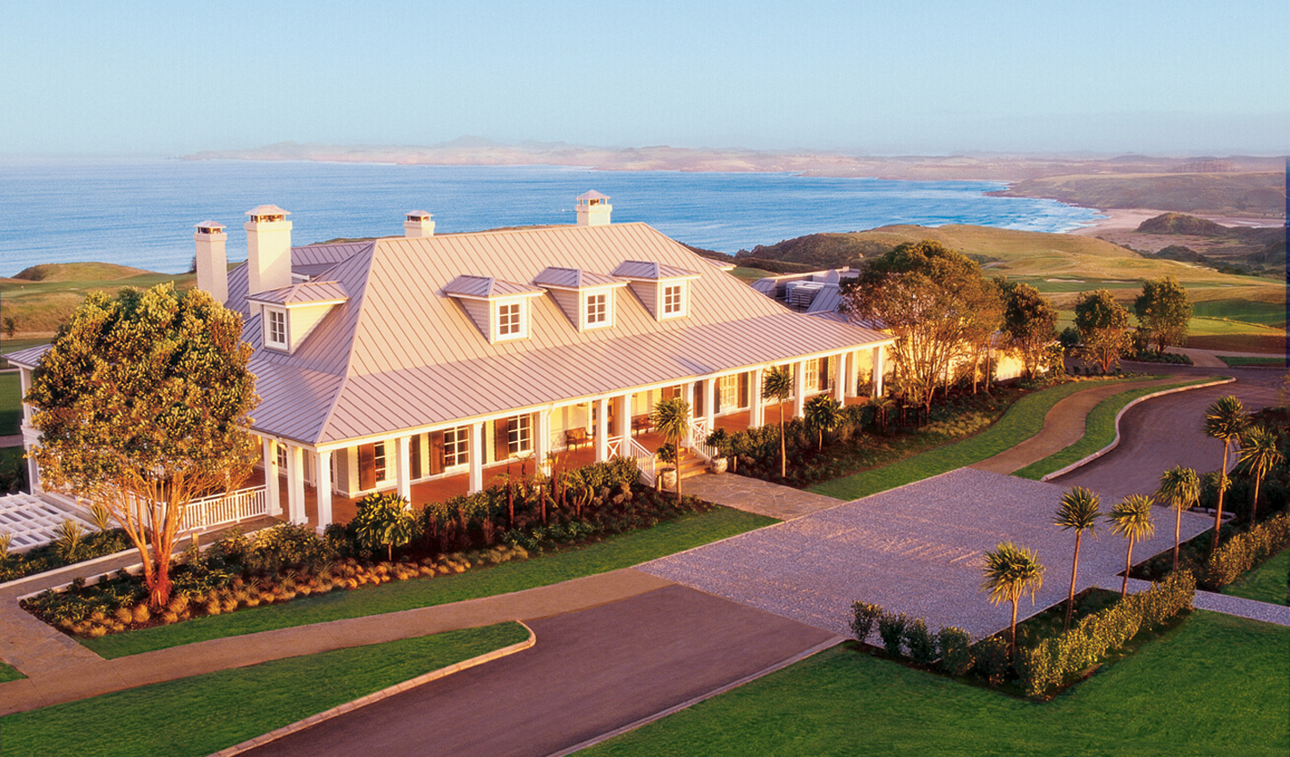 End on a high with a stay at the luxurious Kauri Cliffs