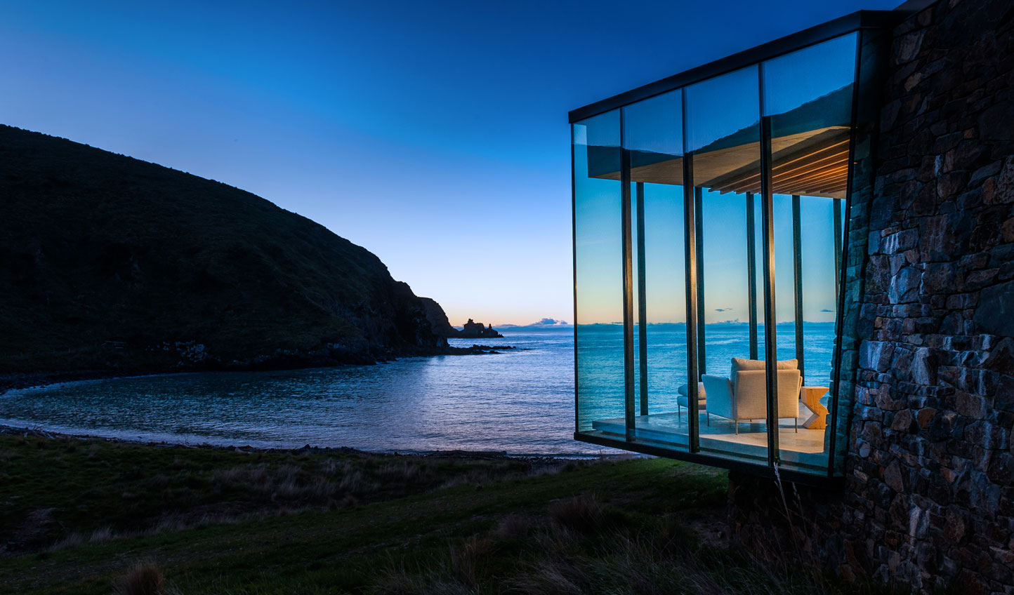 Image - Seascape, Annandale - remote luxury at its finest